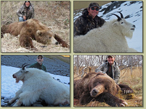 Kodiak Hunting Pictures